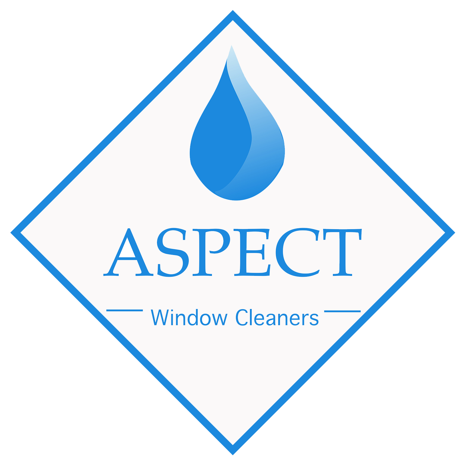 Aspect Window Cleaners Logo