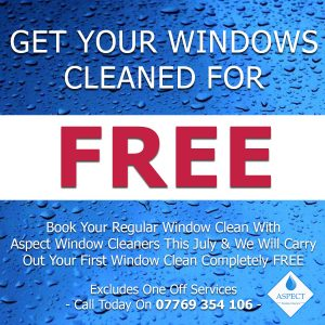 Aspect Window Cleaners Free Clean Offer copy